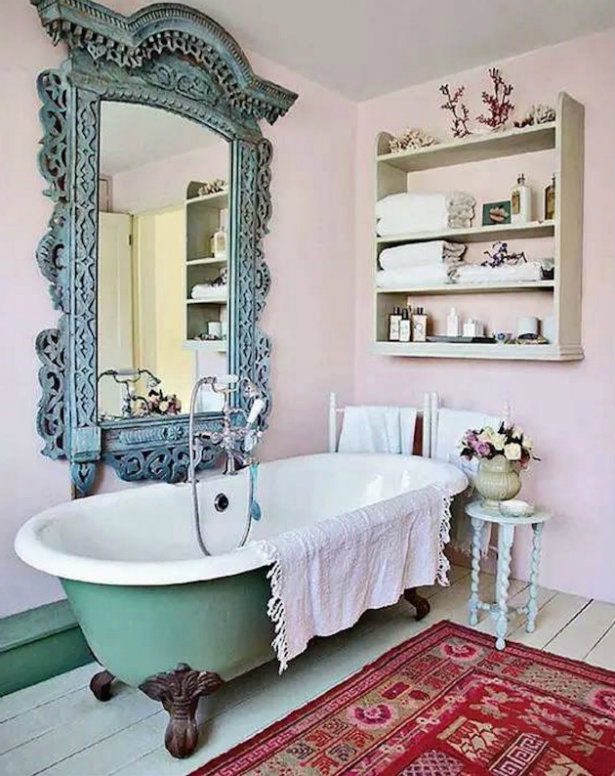 How to give a vintage flair to your bathroom vintage flair How to give a vintage flair to your bathroom How to give a vintage flair to your bathroom 2