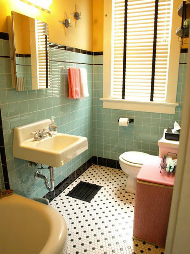 How to give a vintage flair to your bathroom vintage flair How to give a vintage flair to your bathroom How to give a vintage flair to your bathroom 5