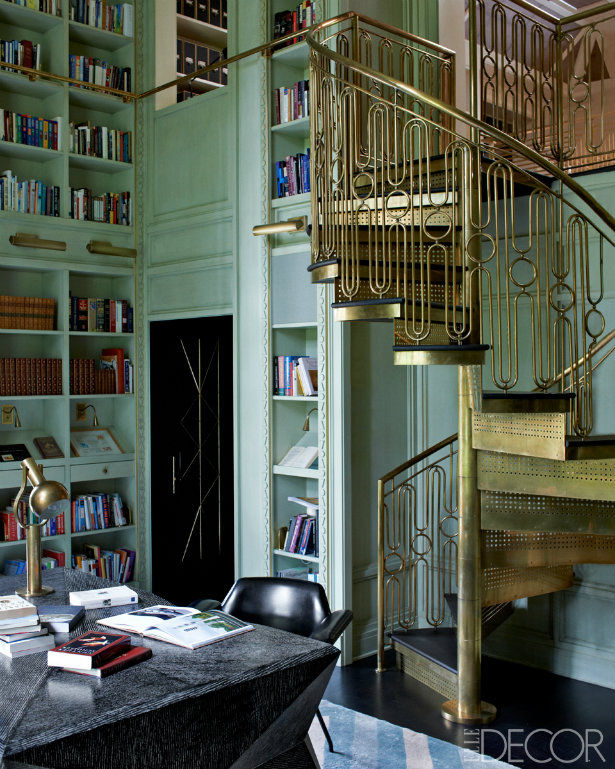 Vintage-Inspired Home Libraries To Envy vintage-inspired home libraries Vintage-Inspired Home Libraries to Envy Vintage Inspired Home Libraries To Envy 6