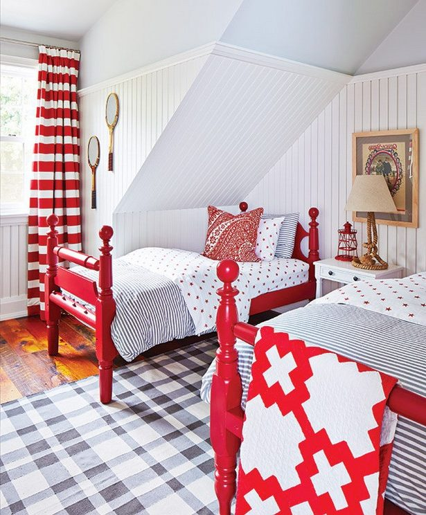 Red Alert! How to decorate with white and red how to decorate Red Alert! How to decorate with white and red Red Alert How to decorate with white and red 11 e1470741438549