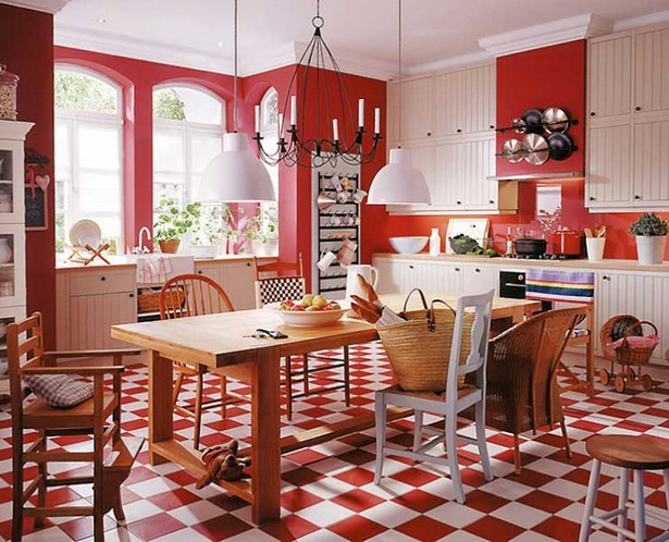 Red Alert! How to decorate with white and red how to decorate Red Alert! How to decorate with white and red Red Alert How to decorate with white and red 4