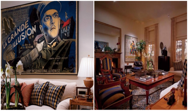 Martin Scorsese's New York Vintage Apartment