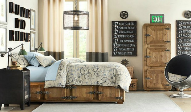 Create the perfect vintage industrial bedroom vintage industrial bedroom Create the perfect vintage industrial bedroom Create the perfect vintage industrial bedroom 1