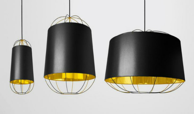 mid-century modern Mid-Century Modern Suspension Luminaire Ideas For Your Living Room featured