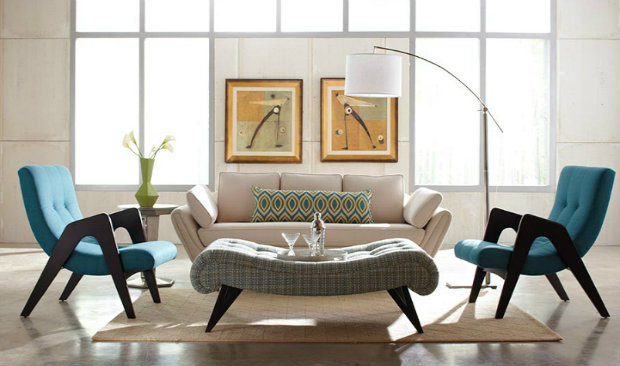 Mid-Century Modern Floor Lamps for your living room