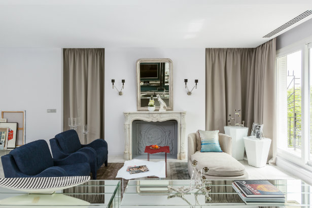 Belle Nouvelle – A Modern Style Apartment in Paris modern style apartment Belle Nouvelle – A Modern Style Apartment in Paris Belle Nouvelle     A Modern Style Apartment in Paris 3
