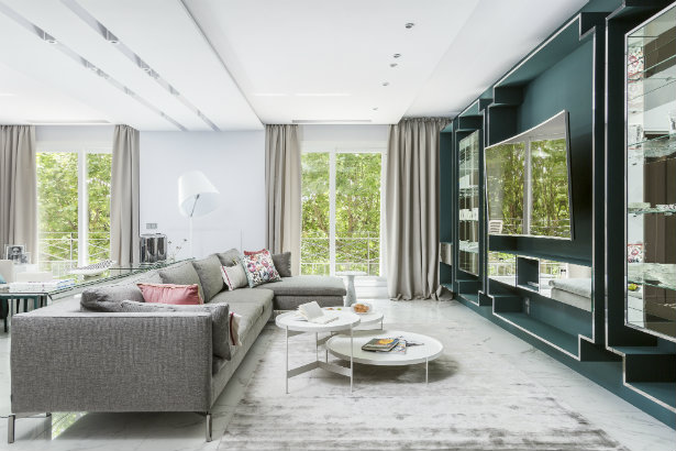 Belle Nouvelle – A Modern Style Apartment in Paris modern style apartment Belle Nouvelle – A Modern Style Apartment in Paris Belle Nouvelle     A Modern Style Apartment in Paris 5