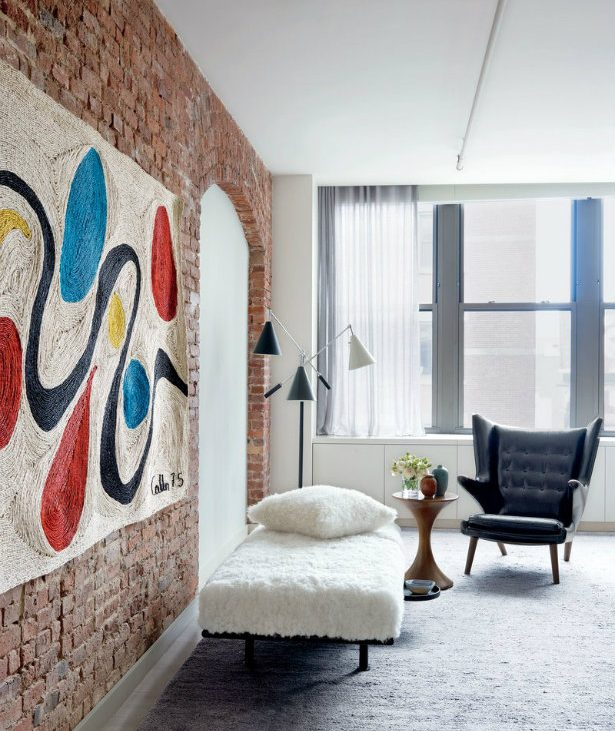 Will Ferrell's Colorful New York Industrial Loft industrial loft Will Ferrell's Colorful New York Industrial Loft Will Ferrells Colorful New York Industrial Loft 3 e1484676117539