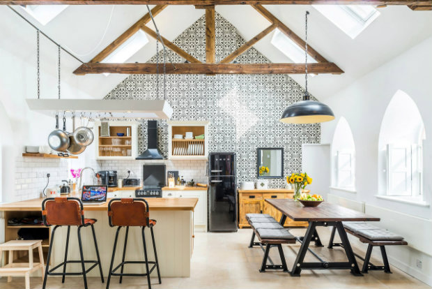 Modern Homes Renovation: Traditional Churches Become Modern Homes Renovation Traditional Churches Become Modern Homes featured