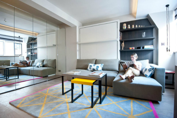Tips To Make Your Small Living Room Look Bigger small living room look bigger Tips To Make Your Small Living Room Look Bigger Tips To Make Your Small Living Room Look Bigger 4