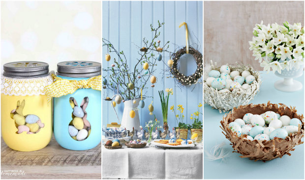 vintage home decor Easter Celebration: Lovely Ideas for Your Vintage Home Decor FEAT
