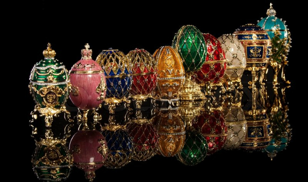 Turn Your Vintage Decor Majestic With Fabergé Eggs vintage decor Turn Your Vintage Decor Majestic With Fabergé Eggs Turn Your Vintage Decor Majestic With Faberg   Eggs