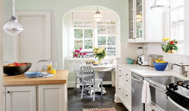 Home Design Ideas to Steal from Vintage Kitchens 7