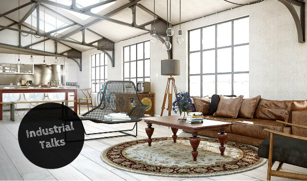 industrial style Industrial Talks: Update Your Interiors with Industrial Style Details Industrial Talks Update Your Interiors with Industrial Style Details FEAT