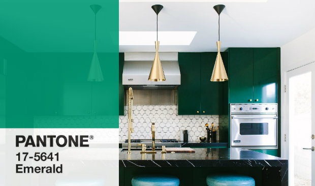 Mood Board: Why You Should Be Using Emerald Green in Your Home Decor