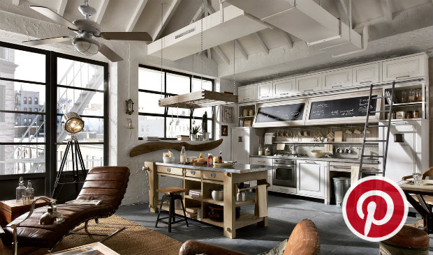 What's Hot on Pinterest 5 Vintage Industrial Interiors FEAT hot on pinterest What's Hot on Pinterest: 5 Vintage Industrial Interiors Whats Hot on Pinterest 5 Vintage Industrial Interiors FEAT