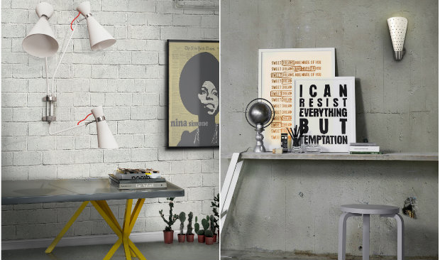 Why White Lamps Will Look Perfect in Your Industrial Loft This Summer