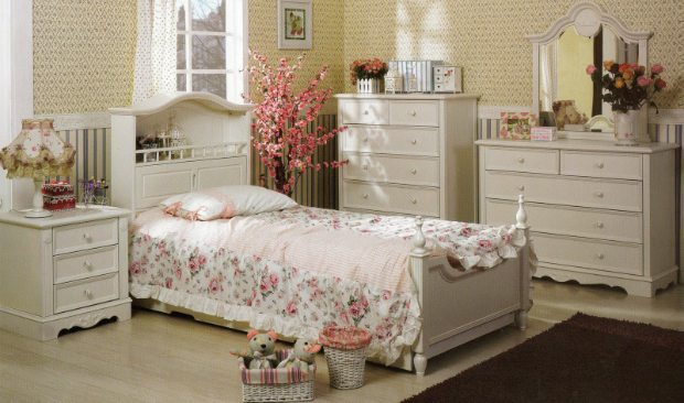 Revamp your bedroom with these retro features-4