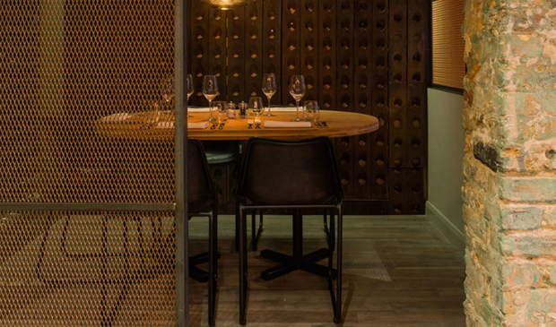 Have a look at this amazing industrial restaurant
