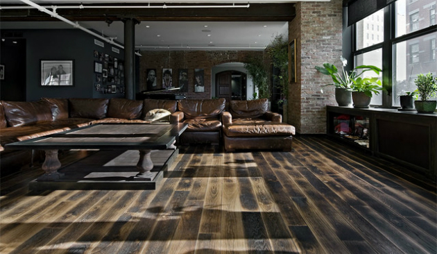 How to use reclaimed wood in your industrial loft-5 industrial loft How to use reclaimed wood in your industrial loft feat22