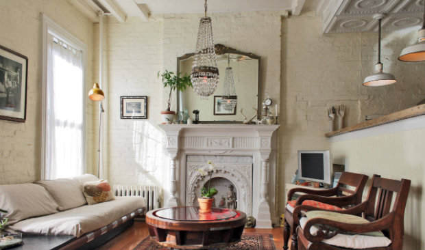 Get cozy around your these vintage fireplaces-5 vintage fireplace Get cozy around your these vintage fireplaces feat6
