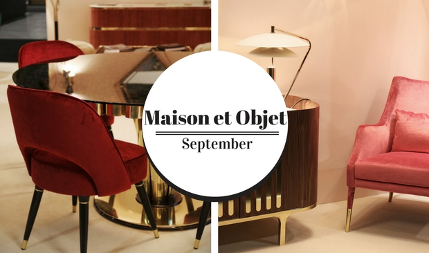 vintage lovers Why Maison et Objet 2017 is the Perfect Trade Show for Vintage Lovers Maison et Objet Vintage Lovers