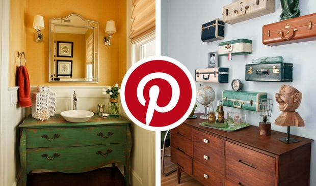 What's Hot on Pinterest 5 DIY Vintage Decorating Ideas 5 vintage decorating ideas What's Hot on Pinterest: 5 DIY Vintage Decorating Ideas VINTAGE DECORING IDEAS