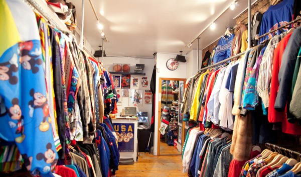 Best Vintage Stores for the Lovers of a Retro Feeling