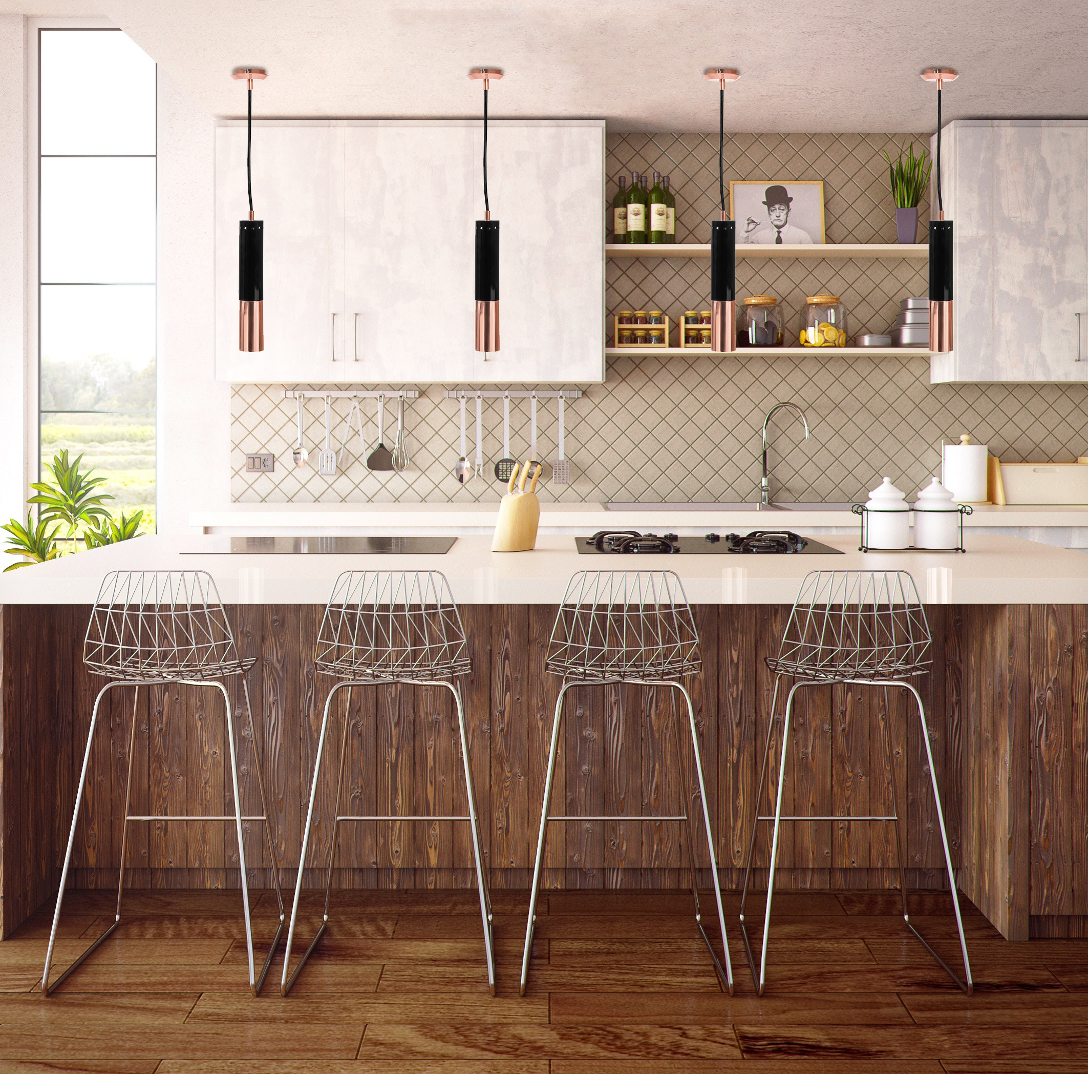 industrial style lighting This Industrial Style Lighting in The Heart of Central London is Making Us Want To Renovate Our Home Décor! Check Out! ike ambiente