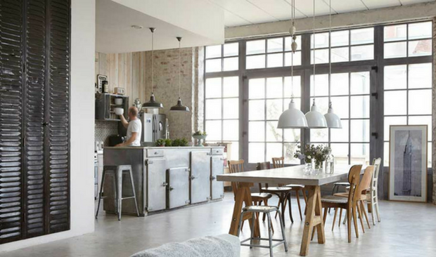 Discover this Industrial Romantic Home Style! industrial romantic home Discover this Industrial Romantic Home Style! Discover this Industrial Romantic Home Style
