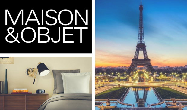 Get A Vintage Industrial Style Just By Attending Maison et Objet!