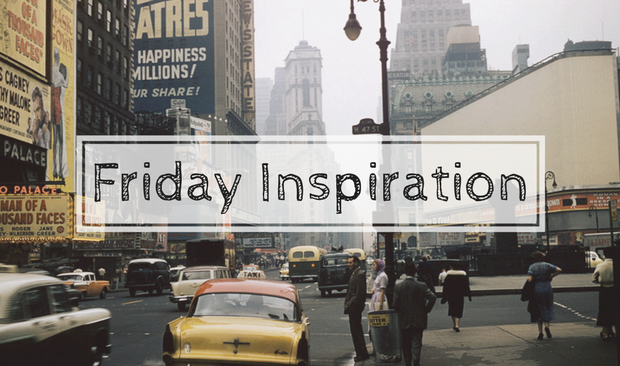 daily motivations Friday Inspiration- Our Top 3 Daily Motivations Of The Week Capa VIS