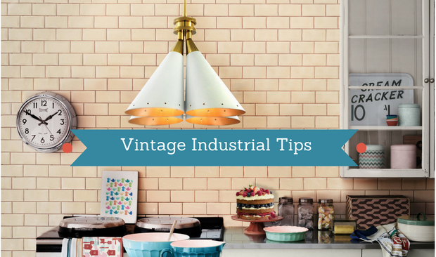 The Vintage Industrial Home Tips You've Been Waiting For!