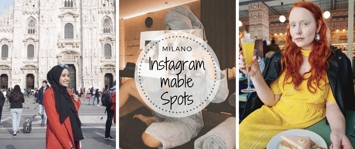The Best Instagrammable Spots To Get Inspired By In Milan