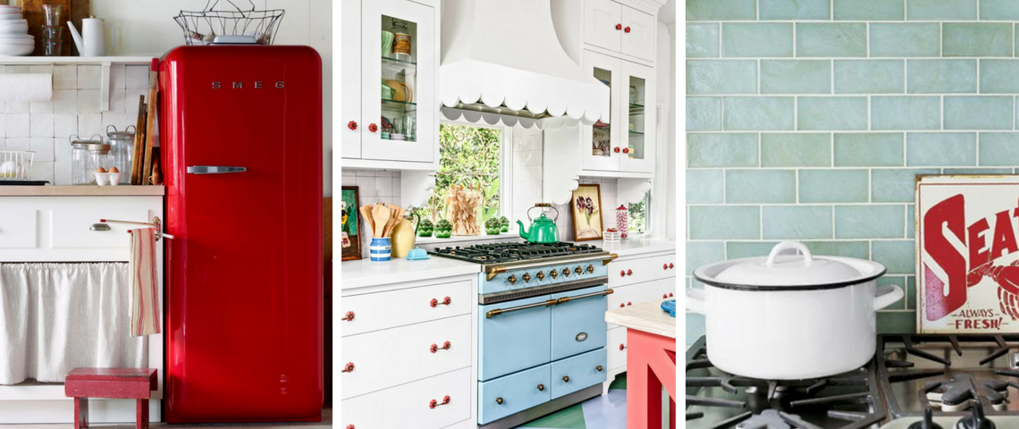 5 Vintage Kitchen Ideas to Inspire You!