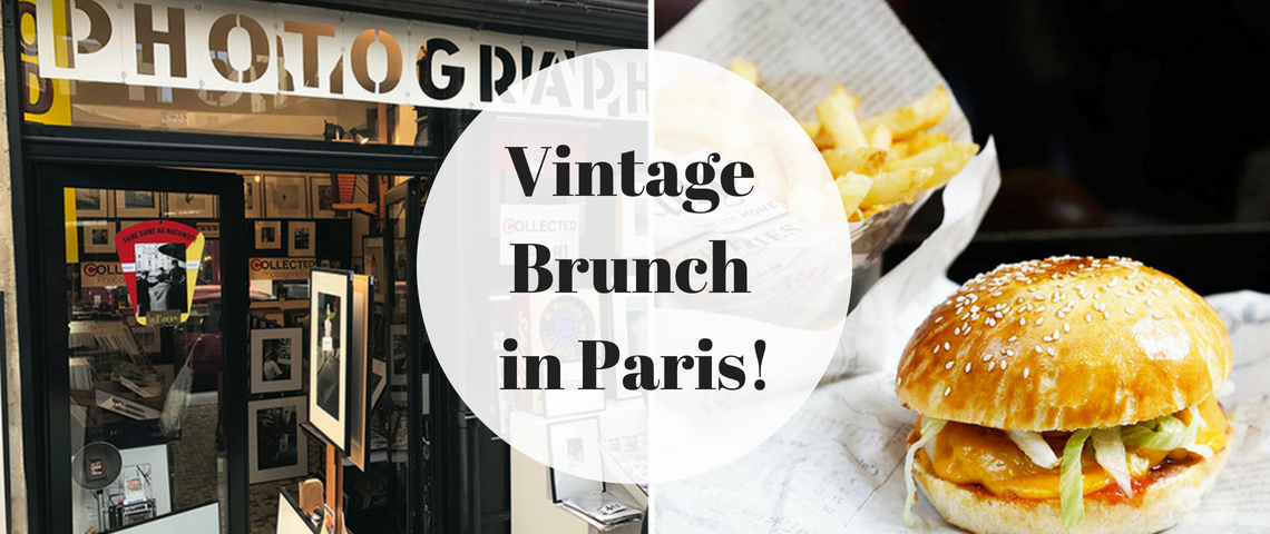Vintage Brunch in Paris! perfect vintage brunch Paris: Start Your Day With The Perfect Vintage Brunch! Vintage Brunch in Paris 1140x480