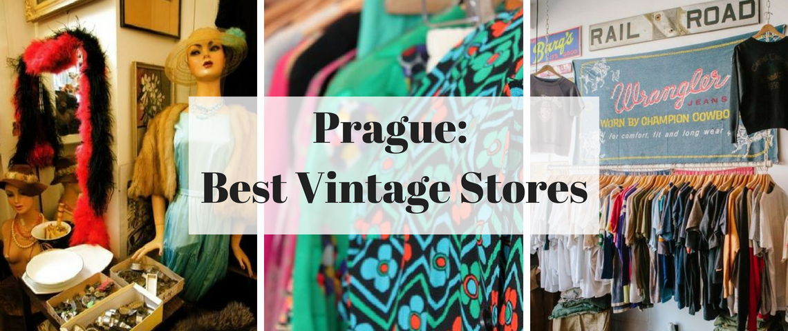 Best Vintage Stores in Prague The Best Vintage Stores in Prague! The Best Vintage Stores in Prague 1140x480
