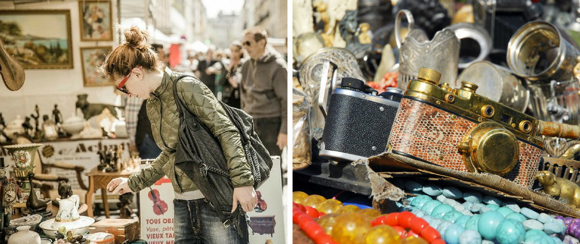 best flea markets in paris The Best Flea Markets In Paris You Have To Attend! The Best Flea Markets In Paris You Have To Attend 1140x480