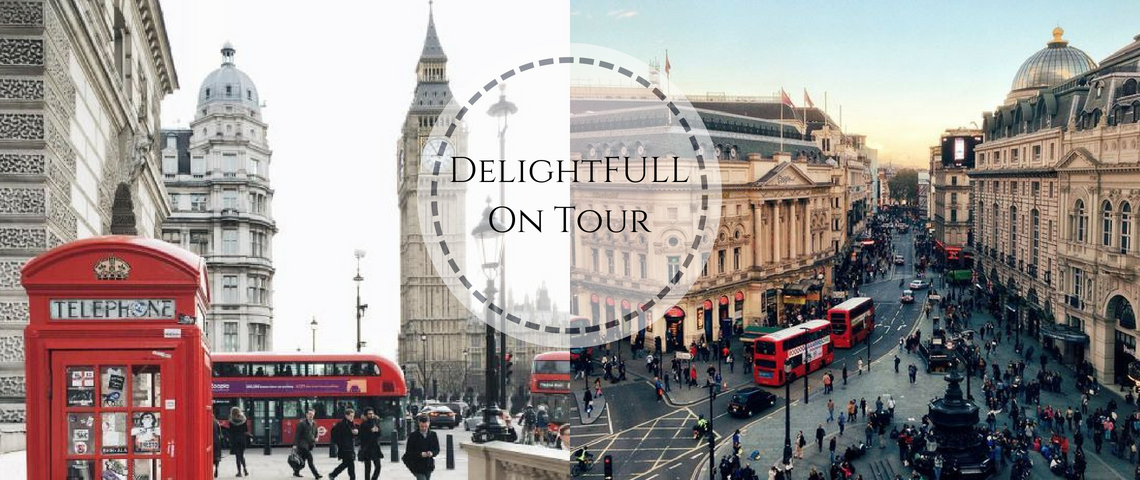 delightfull on tour DelightFULL On Tour: Where in London You Will Find Us! DelightFULL On Tour 1140x480