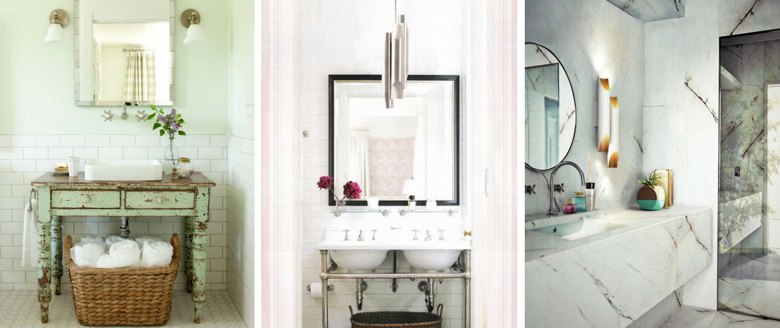 Perfect Lighting Fixture How To Choose The Perfect Lighting Fixture For Your Vintage Bathroom! How To Choose The Perfect Lighting Fixture For Your Vintage Bathroom 1140x480