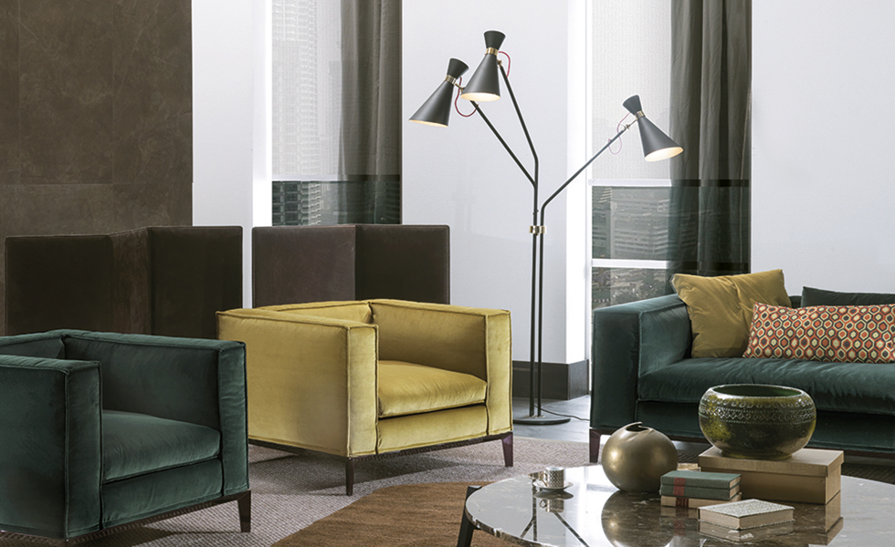 industrial style Mid-Century Modern Light Fixtures For Your Industrial Style Design DL FLOOR LAMP