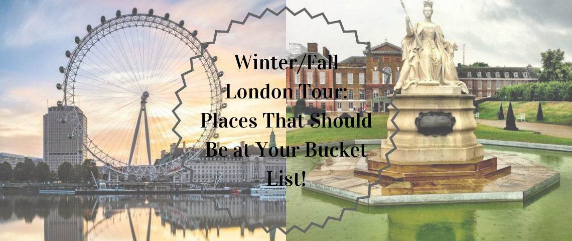 WinterFall London Tour_ Places That Should Be at Your Bucket List!