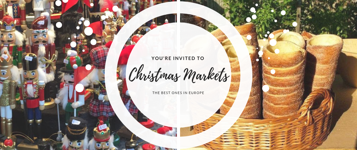 Into the Groove: The Best Vintage Christmas Markets in Europe!