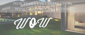 New Year's Eve Celebration With Graphic Collection