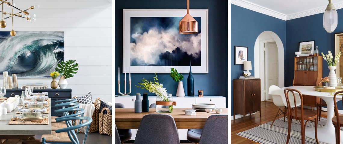 blue vintage dining rooms 5 Blue Vintage Dining Rooms You'll Fall For! foto capa vis 3 1140x480