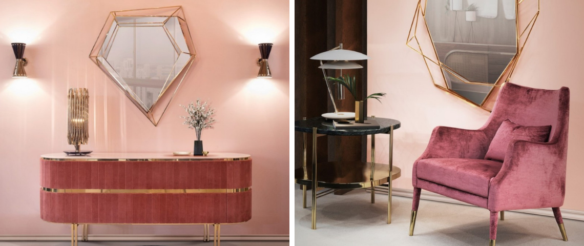 5 Mid Century Ambiances To Inspire You On Valentine's Day!