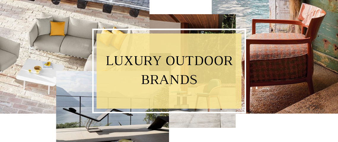 Luxury Outdoor Brands You Need To Know About