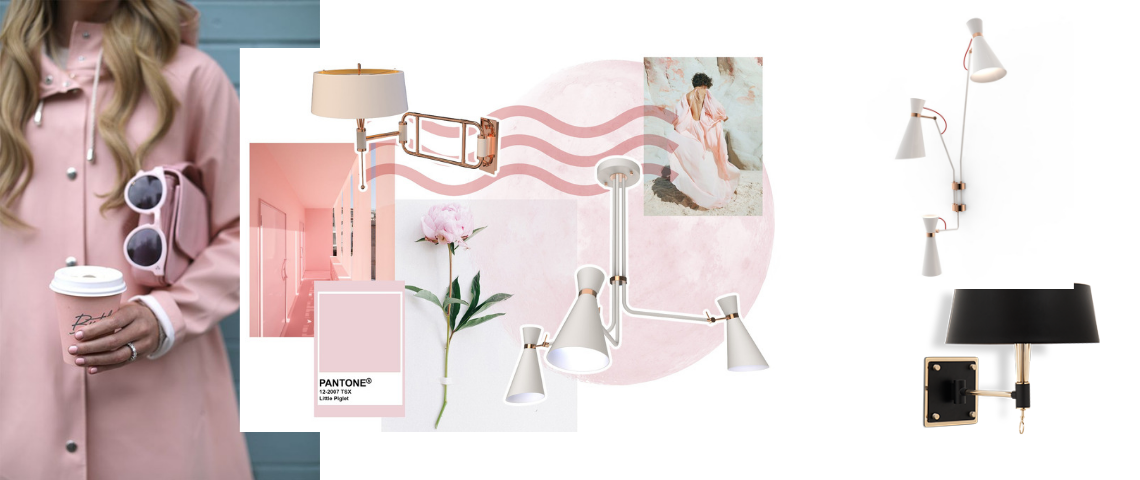 Little Piglet Moodboard: A Small Presentation Of Colour By Pantone!