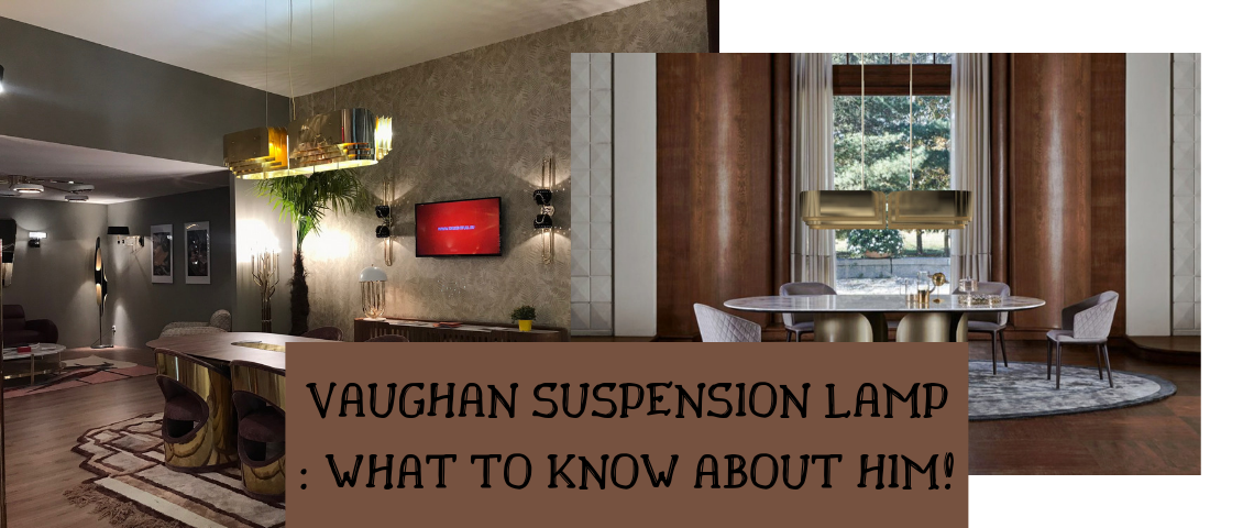 Let's Talk About Novelties: Vaughan Suspension Lamp