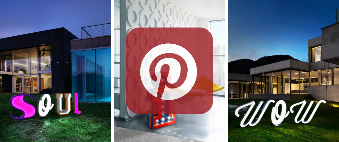 What's Hot On Pinterest Graphic Lighting For Your Summer !